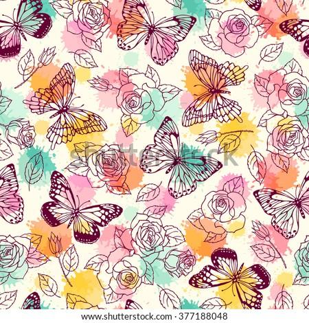 pattern seamless pattern with