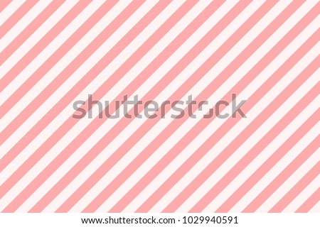 Pattern stripe seamless pink. Diagonal striped candy background vector.