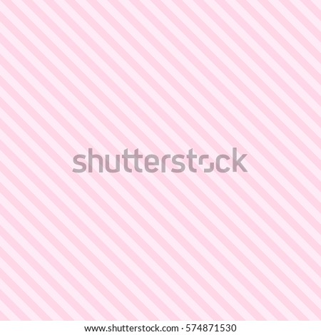 Pattern stripe seamless sweet pink two tone colors. Diagonal pattern stripe abstract background vector.