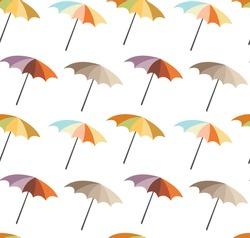 pattern umbrella summer