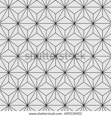 Pattern vector  graphic collection on white Background