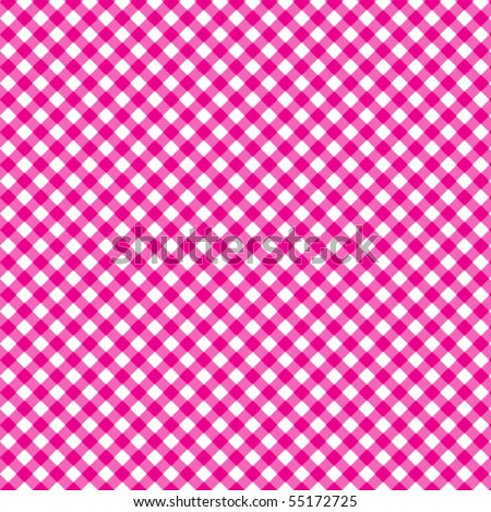 Pattern vector picnic pink