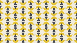 Pattern vintage seamless.  Classic delicate geometry design.  Color mosaic shapes background.  Seamless vector pattern.