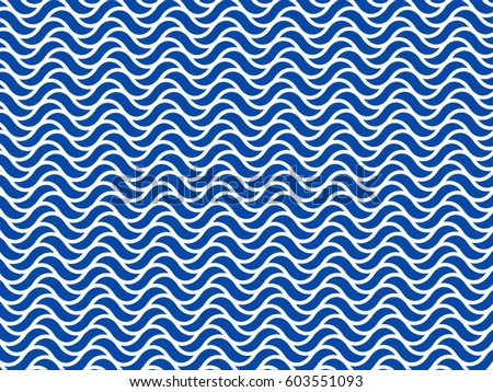 pattern wave sea