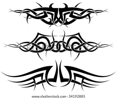 Tribal Name Tattoos and Tattoo
