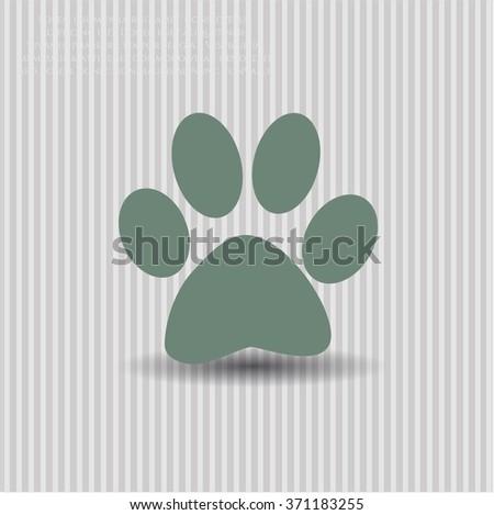 Paw symbol