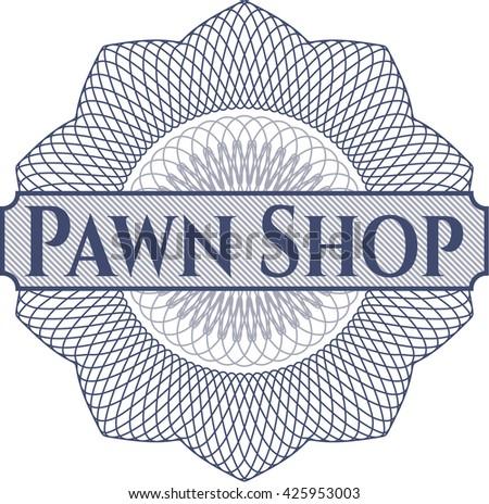 Pawn Shop linear rosette