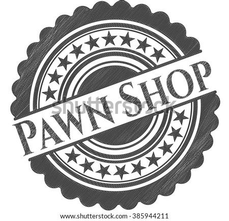 Pawn Shop penciled