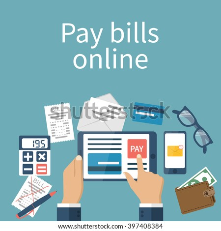 Paying Bills Online