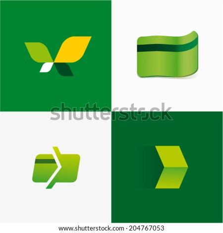 Payment card set