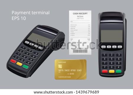 payment terminal credit card