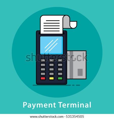 payment terminal  pos terminal