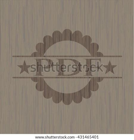 PDF wooden emblem