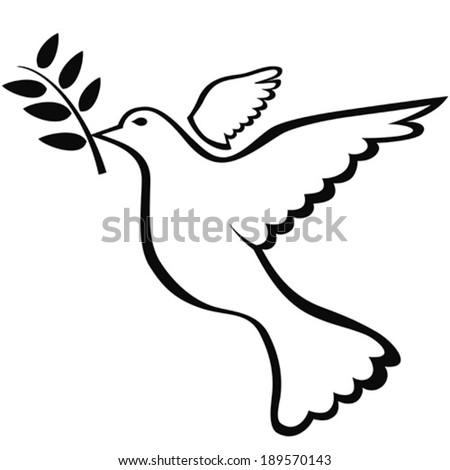 peace dove symbol