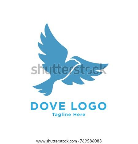 Peace logo template, World Peace symbol