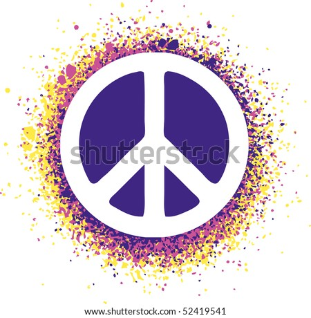 Peace Sign Vector Free Vector Art At Vecteezy