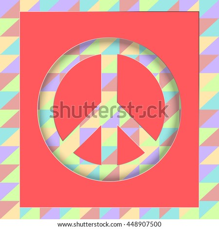Tie Dye Vector Symbols Colors Download Free Vector Art Stock Peace Sign With Color On Inside
