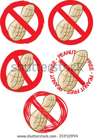Peanut Free Nutrition Claim for food packaging