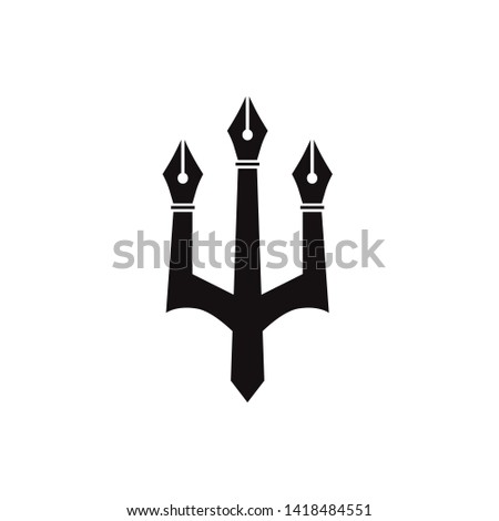 Poseidon Spear Free Vector Art - (28 Free Downloads)