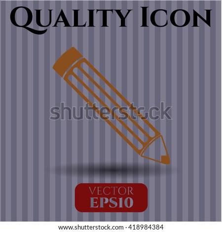 Pencil symbol