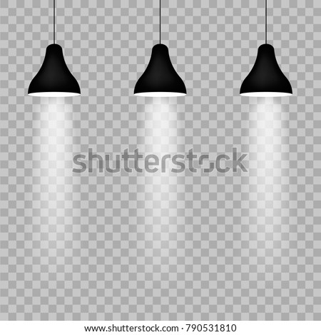 pendant lamp ray light