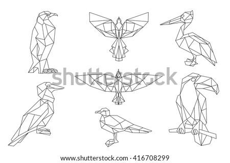 penguin  toucan  seagull