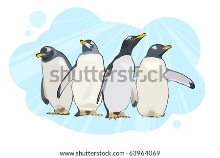 Penguins character