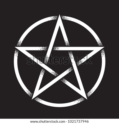 pentagram or pentalpha or