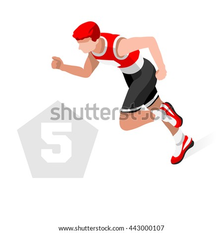pentathlon sportsman games set