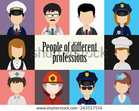 People, avatar male and female, human faces, social network icons, vector, illustration, colorful faces, set in trendy flat style, icons, eps 10