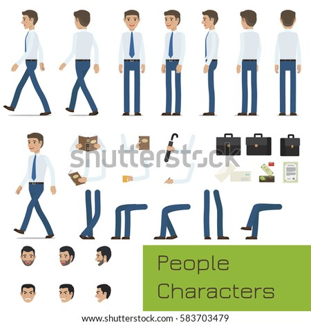 people characters create your
