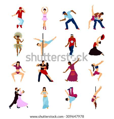 people dancing sport and social