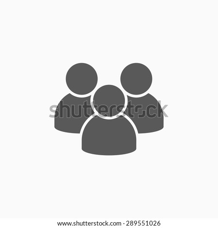 Shutterstock people icon