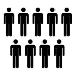 People Icon - Vector
