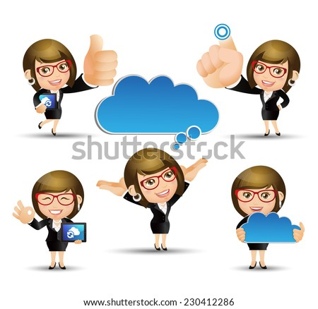 people set   cloud computing
