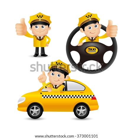 people set   profession   taxi