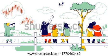 people sitting on fence rear