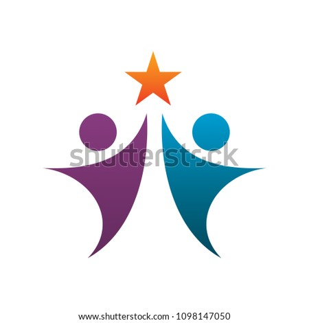 people star logo