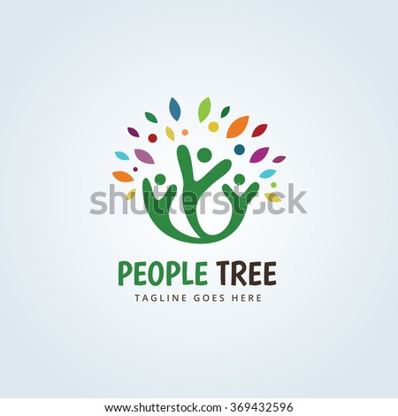 people tree logo people logo