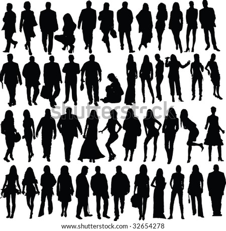 people, vector