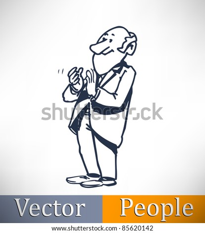 People. Vector illustration