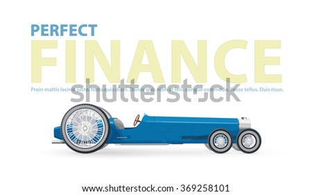 perfect finance illustration