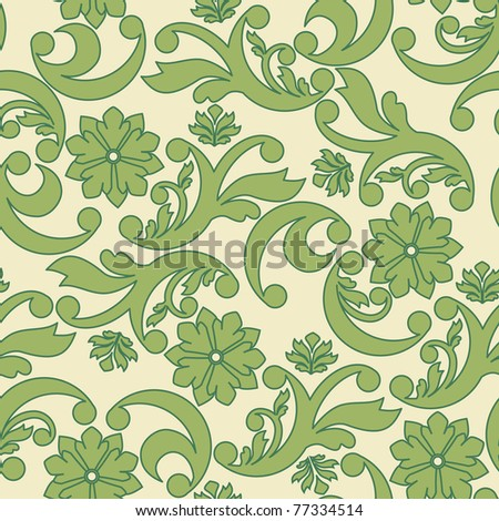 Perfect seamless pattern