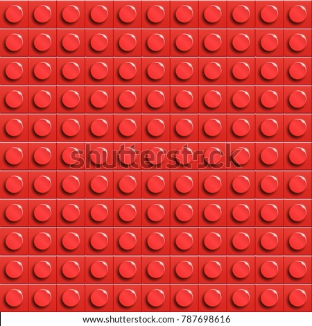 stock-vector-perfect-vector-background-of-closeup-plastic-gloss-construction-block-red-red-plastic