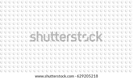 Perfect white clear texture for background like lego  Сток-фото ©