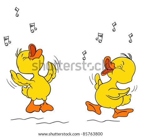performing chicks