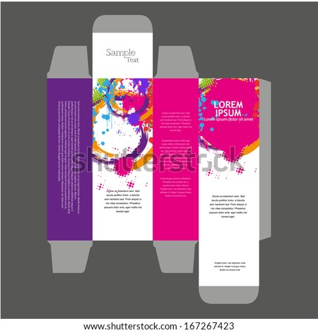 Vector Images Illustrations And Cliparts Perfume Box