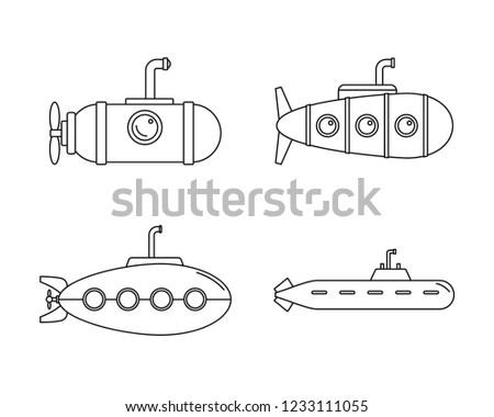 periscope submarine telescope