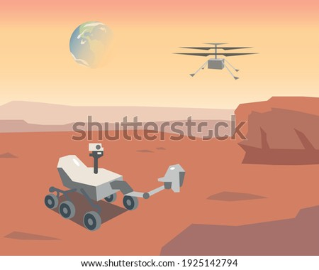 perseverance  curiosity  rover