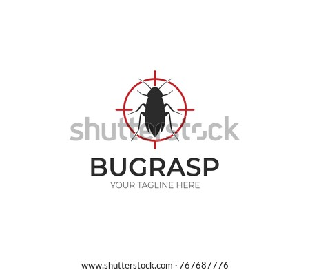 pest control logo template
